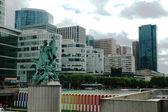 La Defence, Paris — Stock Photo
