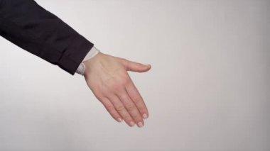 Handshake — Stock Video