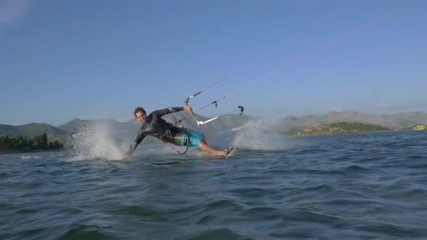 Kiteboarding fun — Vidéo