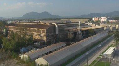 Industrial Heritage Sites — Stock Video