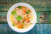 Tom Yam soup — Stock Photo