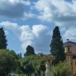 Piazzale di Porta Romana, Florence,Italy — Stock Photo #52427109