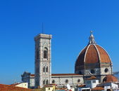 Cathedral of Florence, Italy — Stock Photo