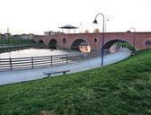 San Donato park, Florence, Italy — Stock Photo