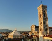 Cathedral of Florence, Italy — Stock fotografie