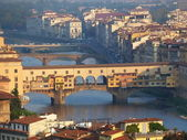 Ponte Vecchio, Florence, Italy — Stock Photo