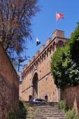 Porte romaine, Siena, Italie — Photo
