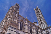 Siena Cathedral in Tuscany, Italy — Foto de Stock