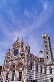 Siena Cathedral in Tuscany, Italy — ストック写真