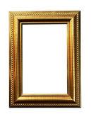 Marco oro vintage — Foto de Stock