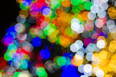 Lights Bokeh — Stock Photo