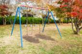 Swing for kid — Stock Photo