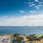 View of Yokohama bay — Stock Photo #60544715