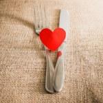 Valentine's Romantic Dinner concept — Stock Photo #62174495