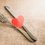 Valentine's Romantic Dinner concept — Stock Photo #62336121