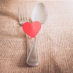 Valentine's Romantic Dinner concept — Stock Photo #62340891
