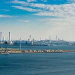 View of Yokohama bay — Stock Photo #62959799