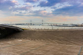 Yokohama osanbashi pier, Japan — Photo