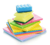Sponges stack — Foto Stock