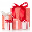 Gift boxes — Stock Photo #53158125