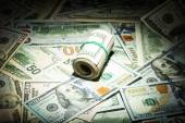 Dollar Money bills — Stock Photo