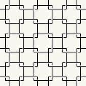 Modern stylish texture seamless pattern — Stock Vector
