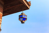 The thailand lantern for light  — Foto Stock
