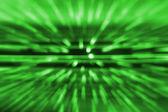 Green blurred bokeh — Stock Photo