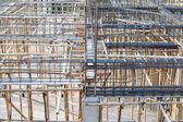 Foundation steel rod — Stok fotoğraf