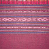 Modello di tessuto di seta tailandese — Foto Stock