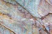 Curva de libe en piedra de mármol — Foto de Stock