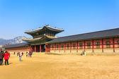 Gyeongbokgung Palace in Seoul — Photo
