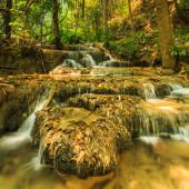 在泰国的奇妙瀑布 — 图库照片