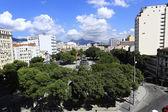Tiradentes Square, Rio de Janeiro, Brazil — Stock Photo