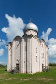 Church of the Transfiguration Nereditsa. Novgorod. Russia — Stock Photo