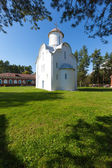 Peryn Chapel. Veliky Novgorod. Russia — Stock Photo