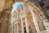 エフェソス, トルコ ケルスス図書館 — ストック写真
