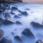 Coastal shots of Santorini island in Greece — Stock Photo #71082479