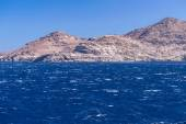 View from a ferry in Greece — Stock Photo