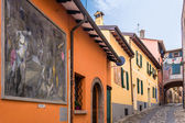 Festival of the Painted Wall in Dozza — Stock Photo
