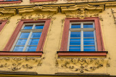 Architecture of Prague — Stock Photo