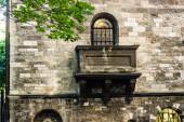 Vecchio cimitero ebraico di praga — Foto Stock