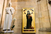 St. Vitus Kathedrale-Kunst — Stockfoto
