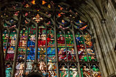 Decal of St. Vitus Cathedral in Prague — Стоковое фото