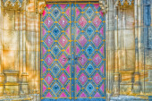 Basilica of St Peter and St Paul in Vysehrad — ストック写真