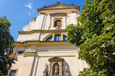Church of Our Lady Victorious in Mala Strana — Foto de Stock