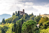 Sanctuary of the Blessed Virgin of Monticino — Stock Photo