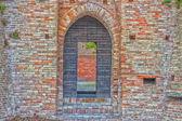 Venetians medieval  Fortress in Brisighella — Stockfoto