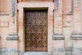 XVII century church in Italy — 图库照片