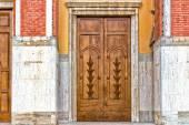XVII century sanctuary in Italy — Fotografia Stock